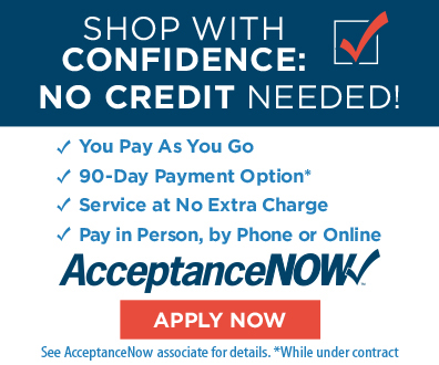 Acceptance Now Financing
